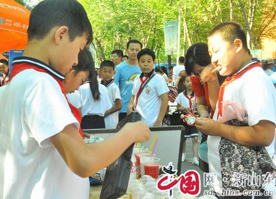 滨州实验学校举办2018年庆六一暨第十届科技艺术节系列活动
