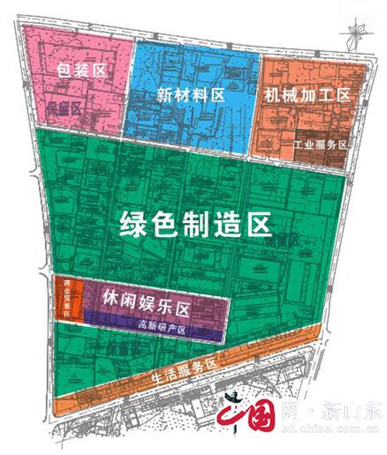 淄川经济开发区:项目带动新旧动能转换提速