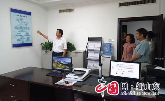 """淄博市法制办举办""""市民开放日""""活动 近距离了解行政复议"""