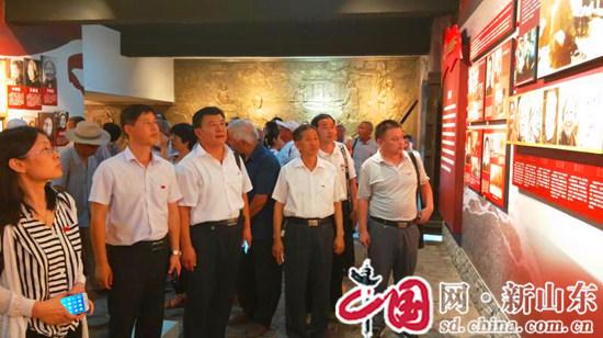 滨州经济技术开发区第一中学:传承革命精神 坚定理想信念